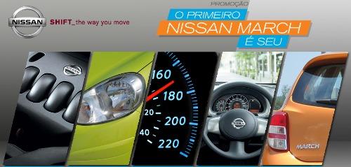 promoção nissan