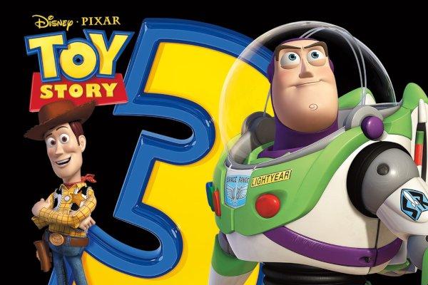 Submarino Toy Story 3