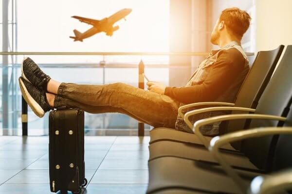 concurso eu no aeroporto