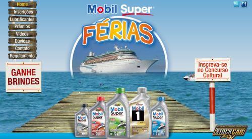 Concurso mobil super férias