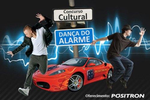 concurso cultural dança do alarme