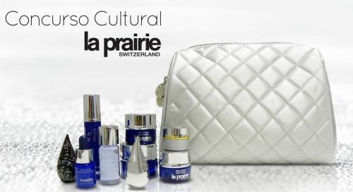 concurso cultural sepha La Prairie