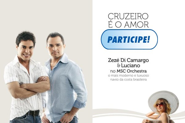 promoção cruzeiro é o amor 2011