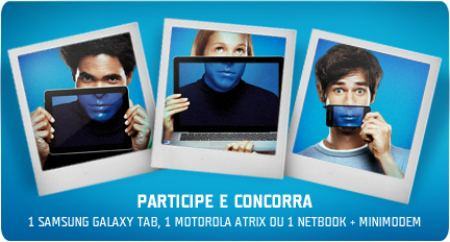 Concurso Tim Liberty Web
