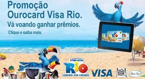 Promoção BB Ourocard Rio