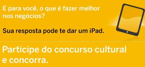 concurso cultural sap iPad