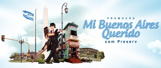 Mi Buenos Aires Querido com Preserv
