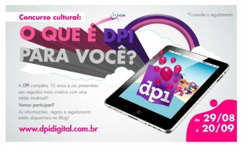 concurso cultural DPI