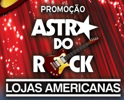 promoção astro do rock