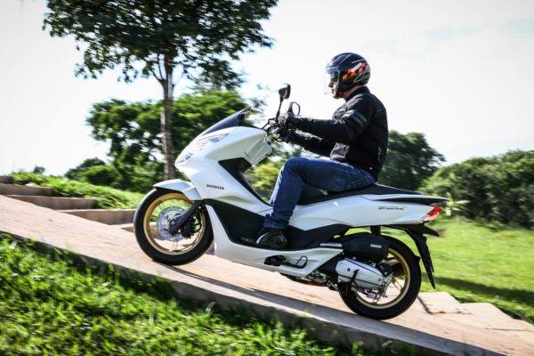 Moto Honda Lead 110