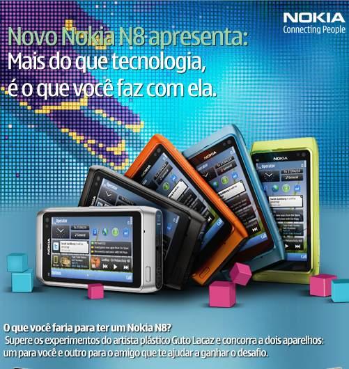 Desafio Nokia prêmios