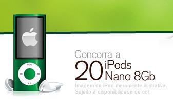 concurso garnier ipod nano