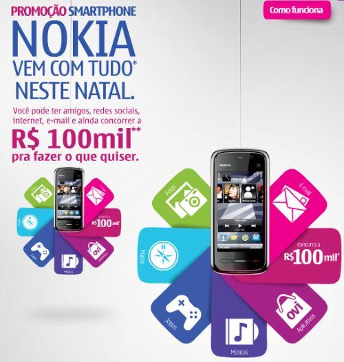 promoção smartphone nokia