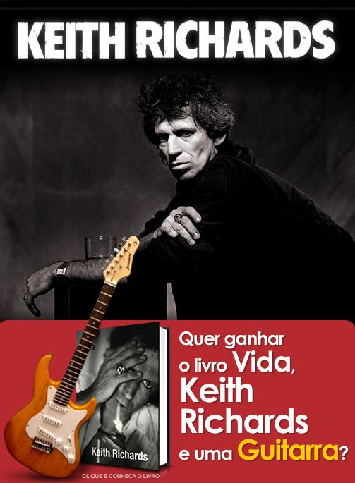 saraiva keith richards