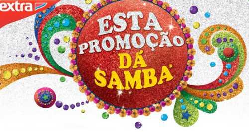Promoção Extra carnaval