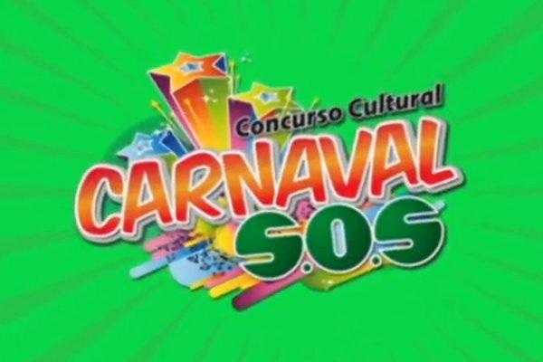 concurso cultural carnaval sos