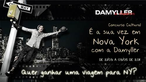 Concurso Damyller Nova York