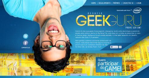 desafio geek guru intel