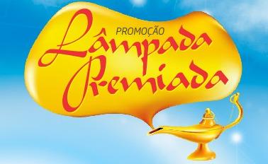 promoção lampada premiada