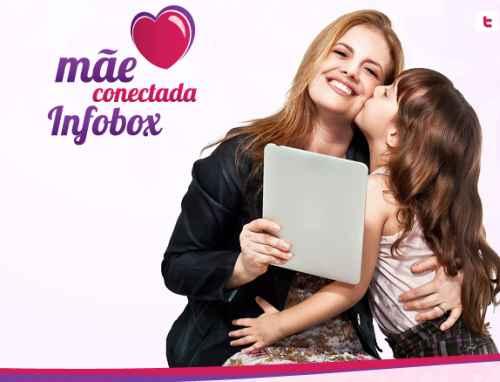promoção mae conectada infobox