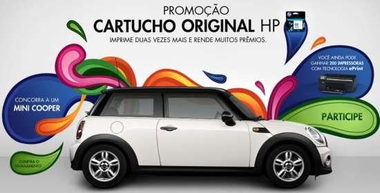 Promoção Cartucho Original HP