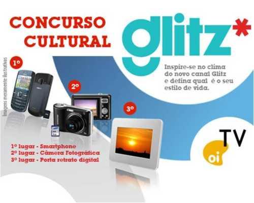 Concurso cultural Glitz