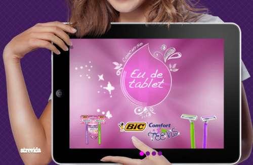 concurso eu de tablet