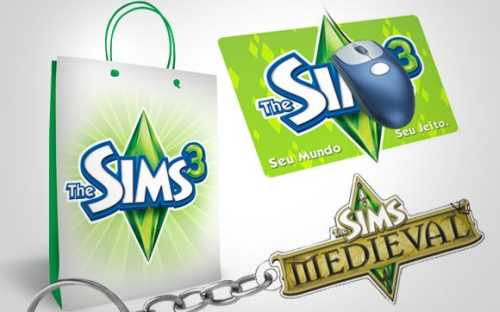 kits do Game The Sims 3