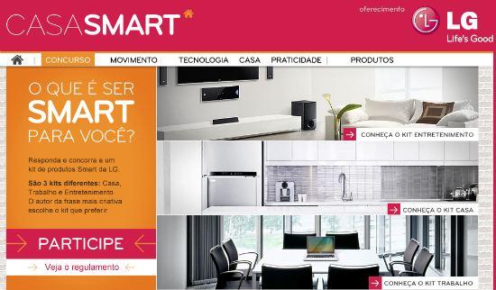 concurso cultural casa smart