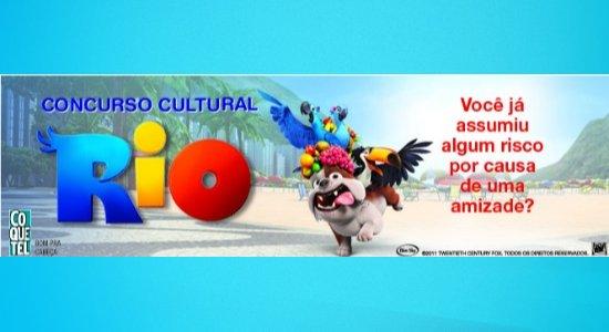 concurso cultural rio coquetel