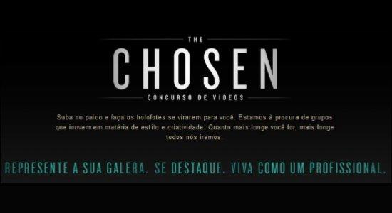 concurso the chosen nike
