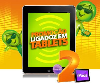 promoção ligadoz em tablets