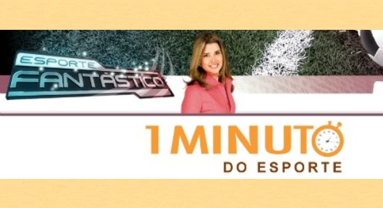 1 minuto do esporte record
