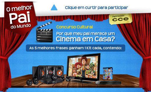 Concurso Dia dos Pais Casas Bahia