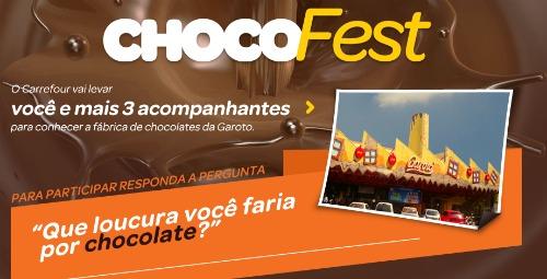 Chocofest Carrefour