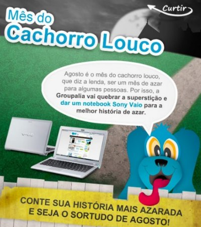 concurso groupalia notebook
