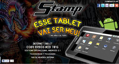 concurso stamp tablet coby