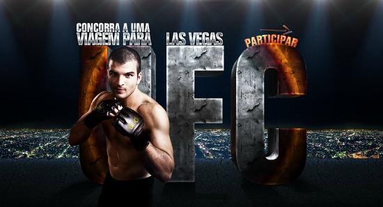 Block UFC em Las Vegas