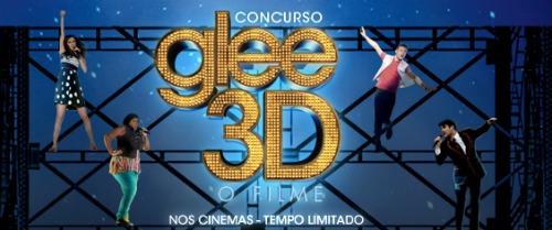 Concurso Glee 3D O Filme