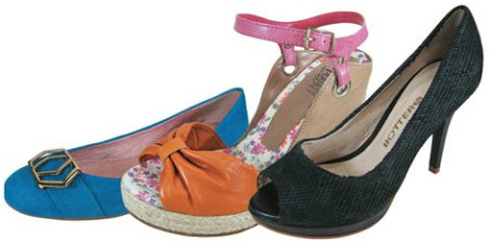 sapatos concurso cultural